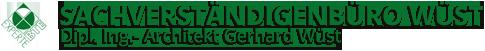 Sachverständiger Gerhard Wüst logo